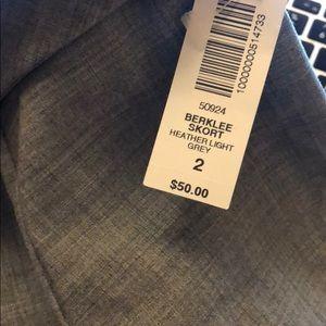 Aritzia Shorts - Gray Skort